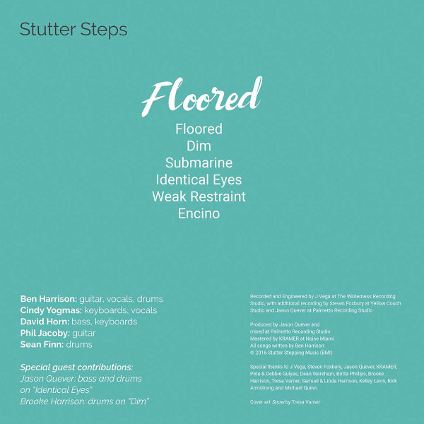 stutter steps back cover