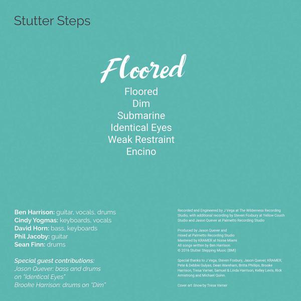 stutter steps back cover